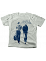 Simon and Garfunkel T-shirt Walking