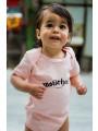 Motörhead Baby Body Logo Pink foto-shooting