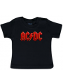 ACDC Baby T-Shirt Logo Colour ACDC
