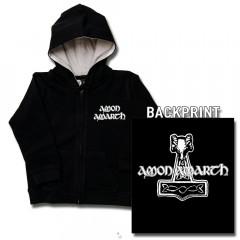 Amon Amarth Thor's Hammer kids sweater (Print on demand)