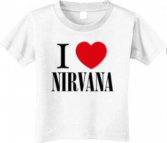 "Nirvana ""Love"" Kinder t-shirt"
