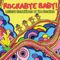 RockabyeBaby CD the Beatles