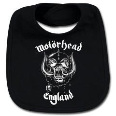 Motörhead Baby Lätzchen England