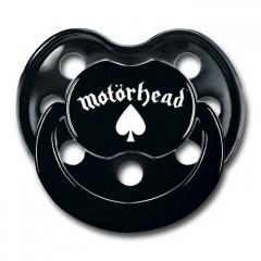 Super cooler Schnuller von Motörhead!