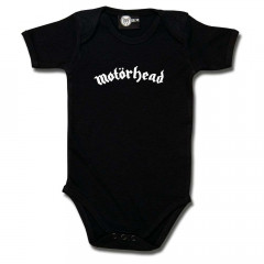 Motorhead Baby body Logo (Clothing)