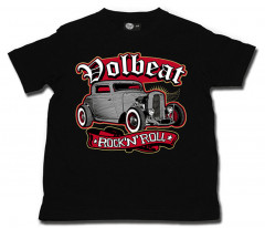 Volbeat Kinder T-Shirt Rock 'n Roll