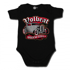 Volbeat body baby rock metal Rock 'n Roll - Metal-Kids