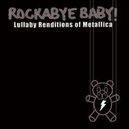 Rockabye Baby CD Metallica