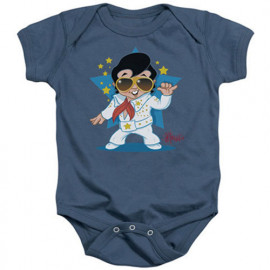 Elvis Baby Body Singing Blue