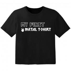 Metal Kinder T-Shirt my first Metal T-Shirt