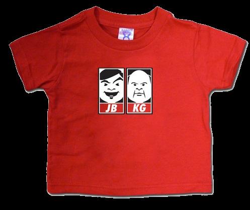 Tenacious D Baby Obey t-shirt
