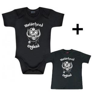 Motörhead body baby rock metal England & Motörhead Baby T-shirt England