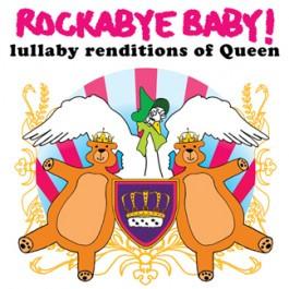 RockabyeBaby CD Queen