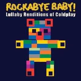 RockabyeBaby CD Coldplay