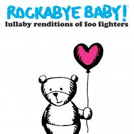 RockabyeBaby CD Foo Fighters