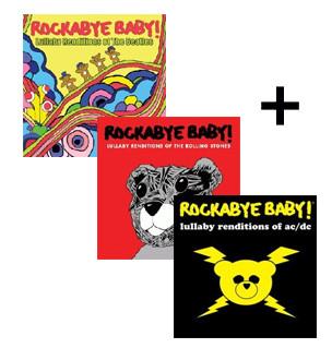 Rockabye Baby Classic Set