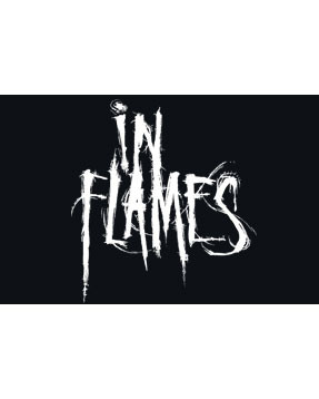 In Flames Baby Body Logo In Flames