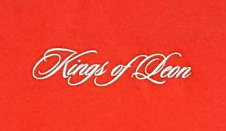 Kings of Leon Kids T-Shirt Logo