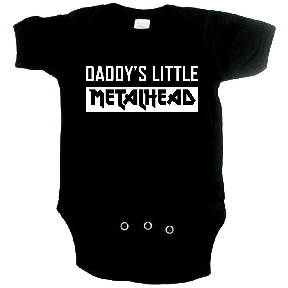 Metal Baby Body Daddys little Metal head