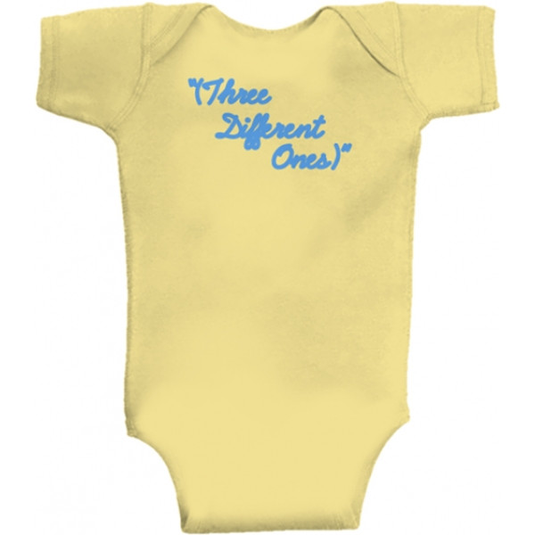 Pink Floyd Baby Body 'Three Different Ones'