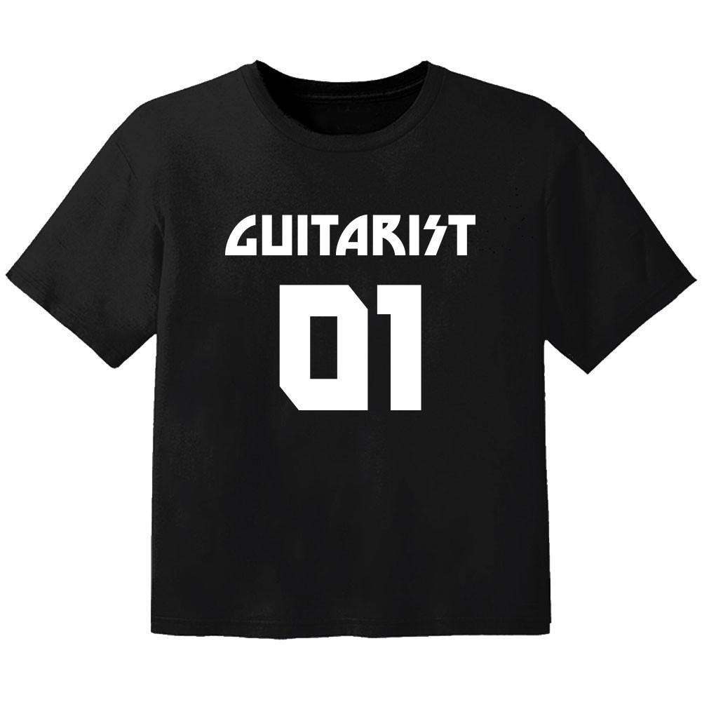 Rock Kinder T-Shirt guitarist 01