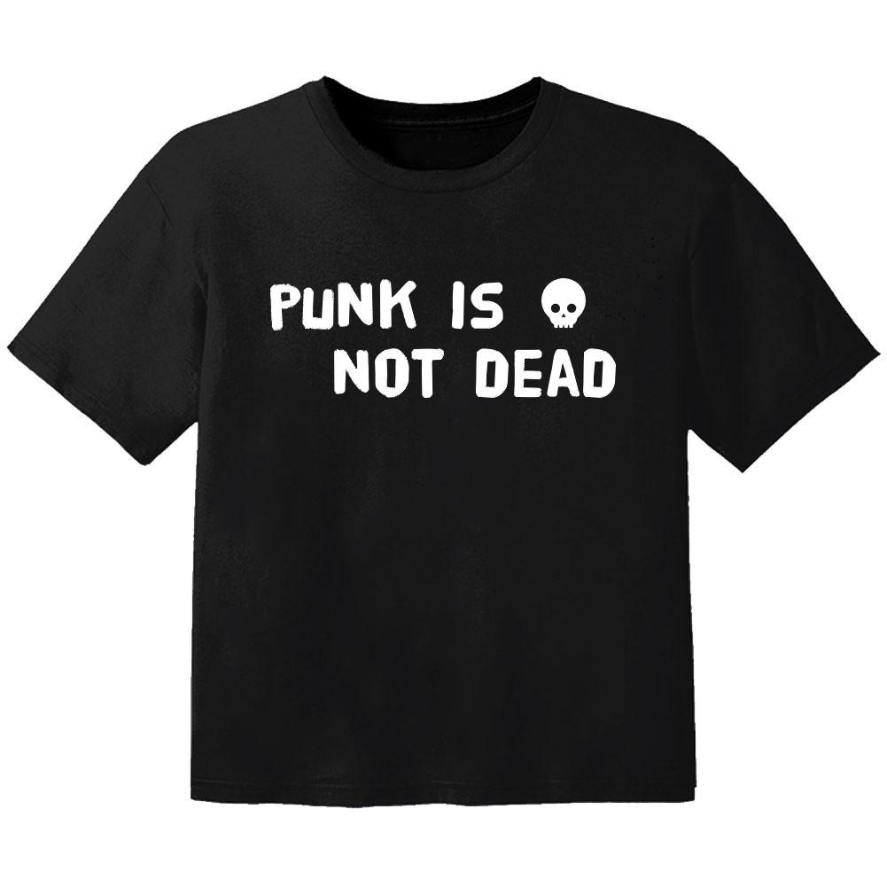 Punk Kinder T-Shirt Punk is not dead
