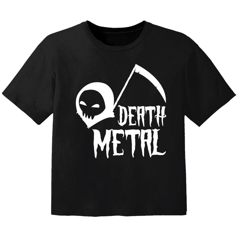 Metal Kinder T-Shirt death Metal