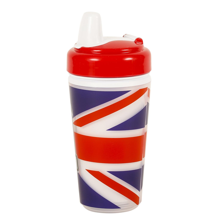 Cooler Union Jack Schnabel-Trinklernbecher von The Who