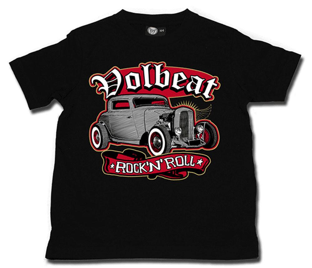 Volbeat Kinder T-Shirt Rock 'n Roll