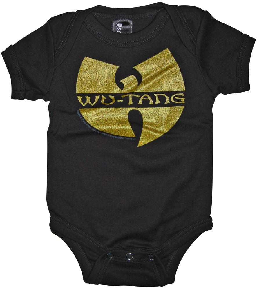 Wu-tang clan body baby rock metal Strampler