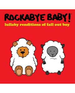 Rockabye Baby CD Fall Out Boy
