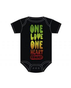Bob Marley Baby Body One Love One Heart