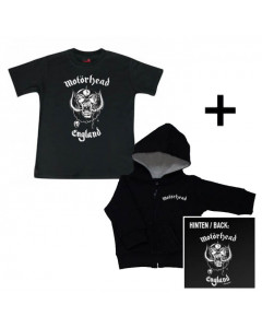 Motörhead Baby Hoody & Motörhead Baby T-shirt