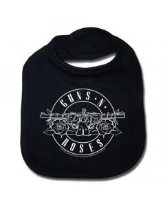 Guns n' Roses Baby Lätzchen Logo