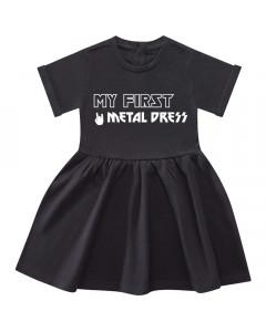 My First Metal Baby Kleid