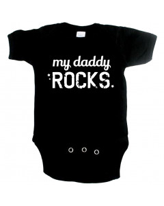 Cool Baby Body my Daddy Rocks
