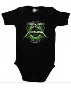 Metallica Baby Body Seek and Destroy | Metallica baby merchandise