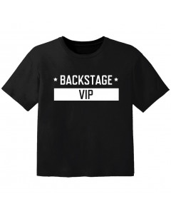 Cool Baby t shirt backstage VIP