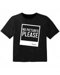 cool Kinder T-Shirt no pictures please