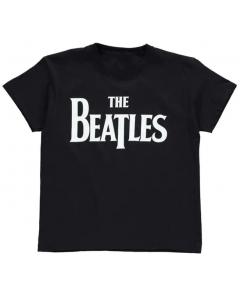 The Beatles Kinder T-shirt Drop T logo