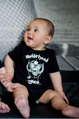 heavy metal baby